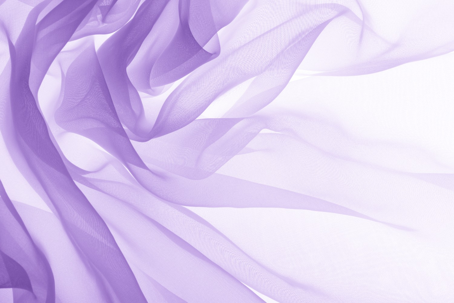 Purple Vail Wallpaper Mural